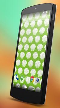 Seashell Wallpapers Patterns apk screenshot