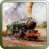 Trains Wallpaper and Photos icon