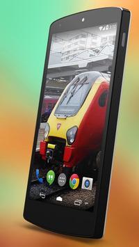 Trains Wallpaper and Photos apk screenshot