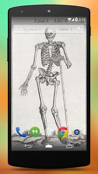 Vintage Anatomy Art Prints apk screenshot