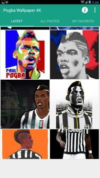 Pogba Wallpaper 4K apk screenshot