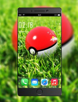 Pokeball Art Wallpapers - HD Launcher apk screenshot