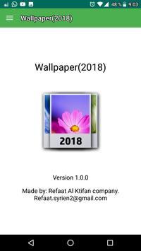 Wallpaper(2018) apk screenshot