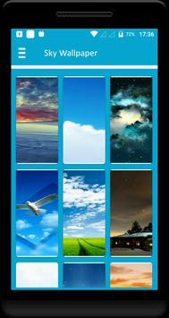 Sky Wallpaper apk screenshot