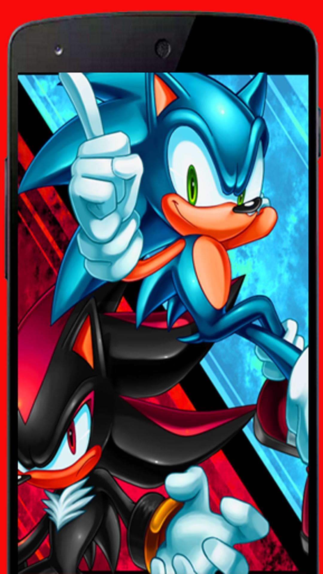 Wallpaper Sonic Hedgehog Dash Hd For Android Apk Download
