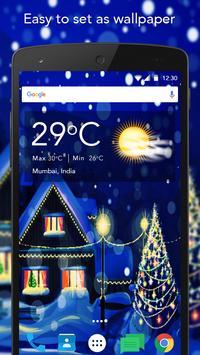 Snow Wallpaper apk screenshot