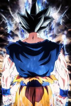 Wallpaper Super Goku Limit HD screenshot 4