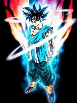 Wallpaper Super Goku Limit HD screenshot 1