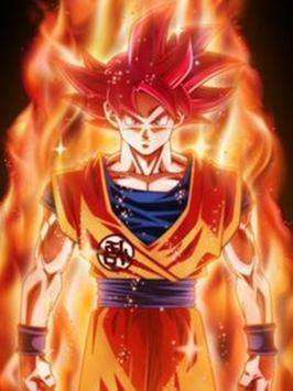 Wallpaper Super Goku Limit HD screenshot 2