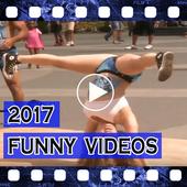 Funny Hot Videos 2017 icon