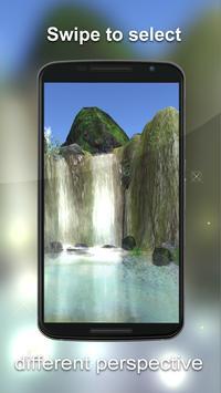 Waterfall Live Wallpaper 3D poster