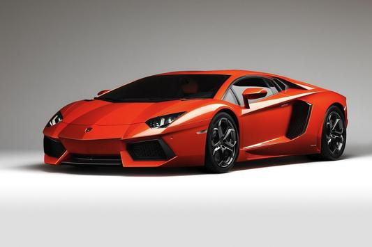 Lamborghini Aventador HD Pics poster