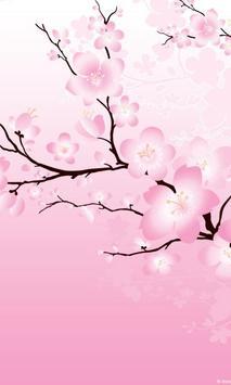 Sakura Flower Wallpaper HD apk screenshot