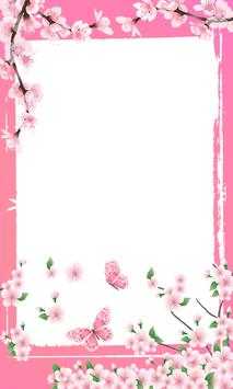 Sakura Flower Photo Frame Hd For Android Apk Download