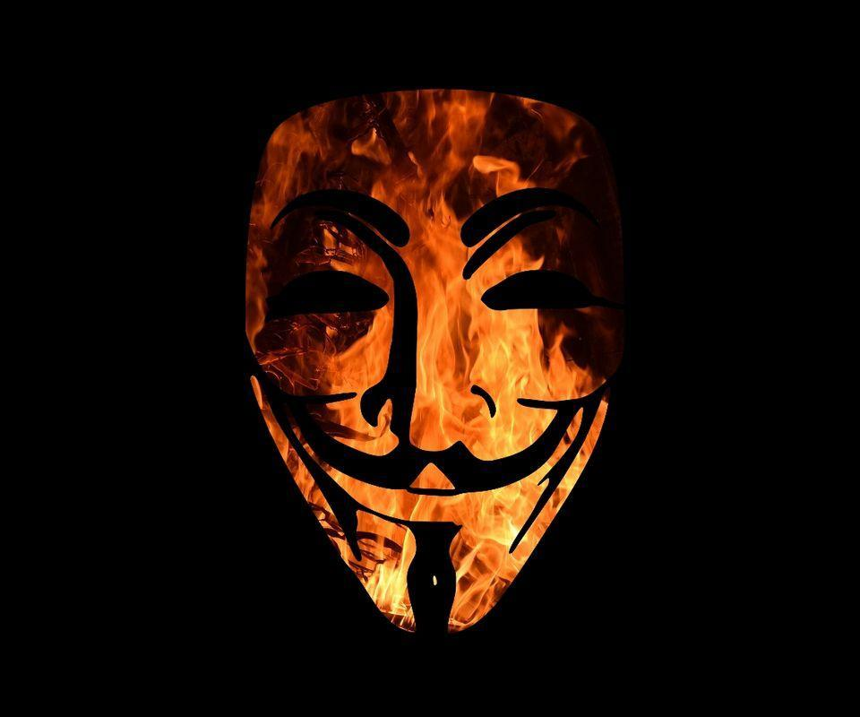 Anonymous Wallpaper HD 4K For Android