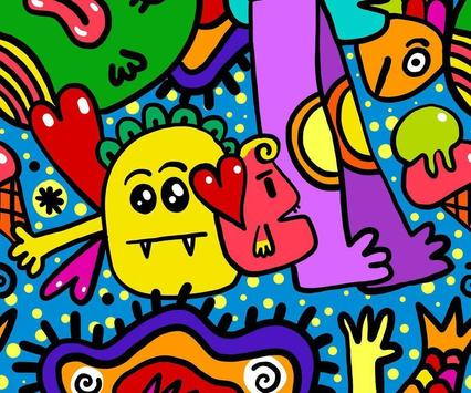 Doodle Wallpaper Hd 1 0 Android Download Apk