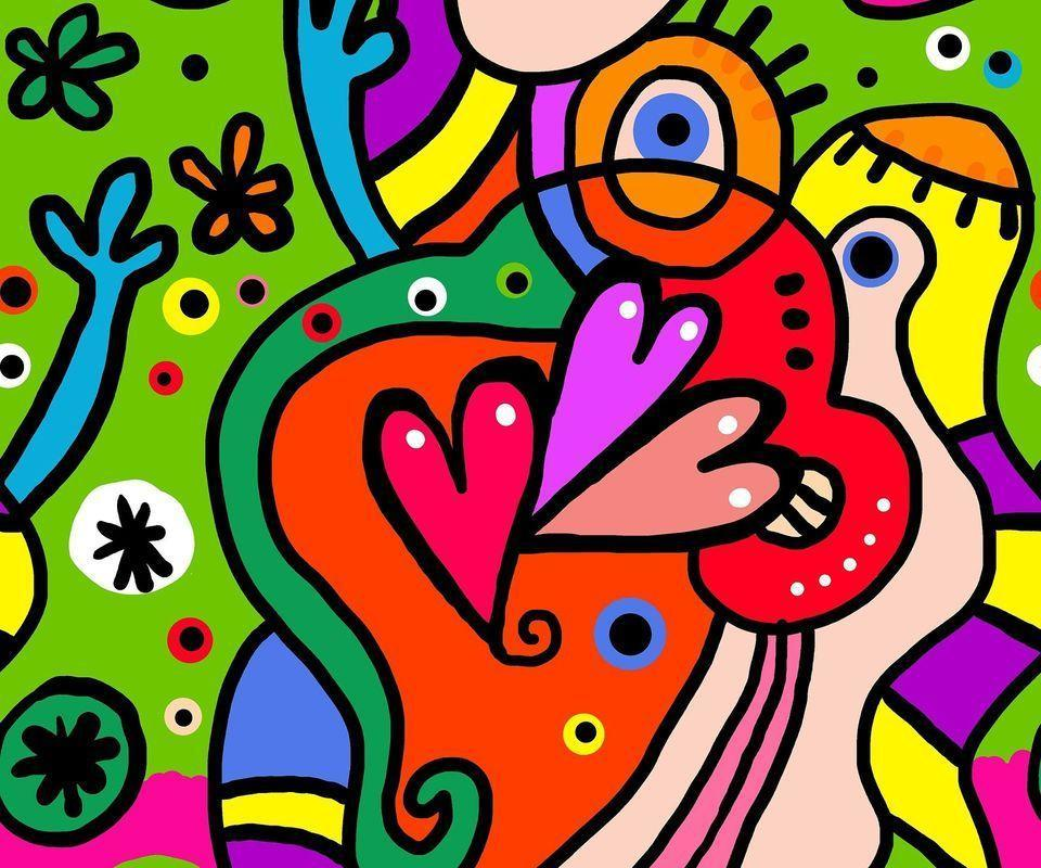Doodle Wallpaper Hd For Android Apk Download