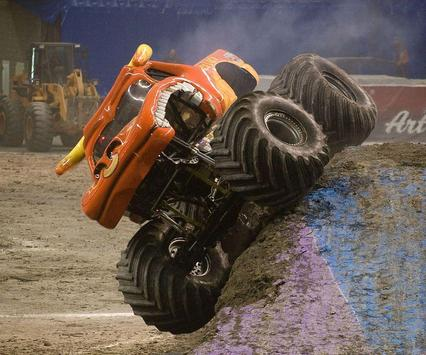 Monster Truck Wallpaper apk screenshot