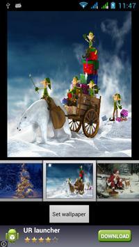 Merry Christmas Live Wallpaper screenshot 5