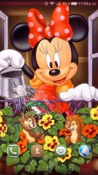 Wallpaper Minnie Mouse apk screenshot
