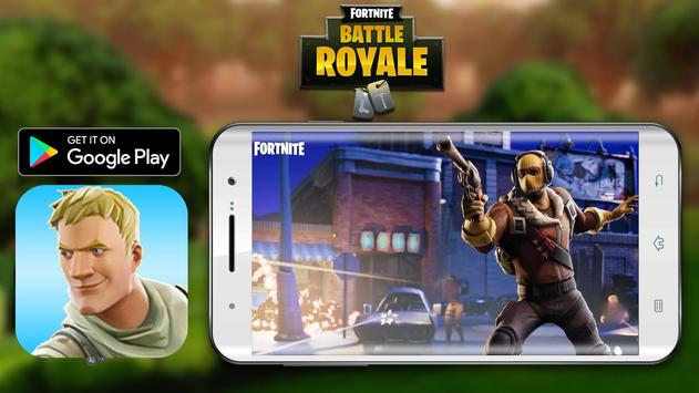 Fortnite Mobile Gioco Wallpaper For Android Apk Download
