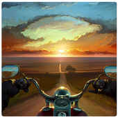 Motorcycle Wallpaper Android icon