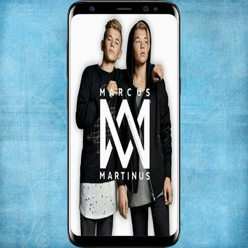 Marcus & Martinus Wallpapers Fans poster