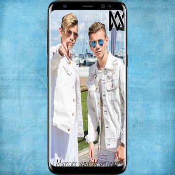 Marcus & Martinus Wallpapers Fans screenshot 2