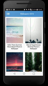 Wallpapers OS10 poster