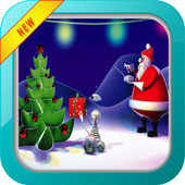 Funny Christmas Wallpapers icon