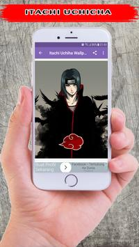 Itachi Uchiha Wallpaper apk screenshot