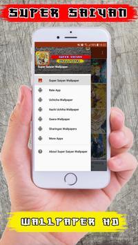 Super Saiyan Wallpapers apk screenshot