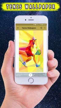 Tennis Wallpapers apk screenshot