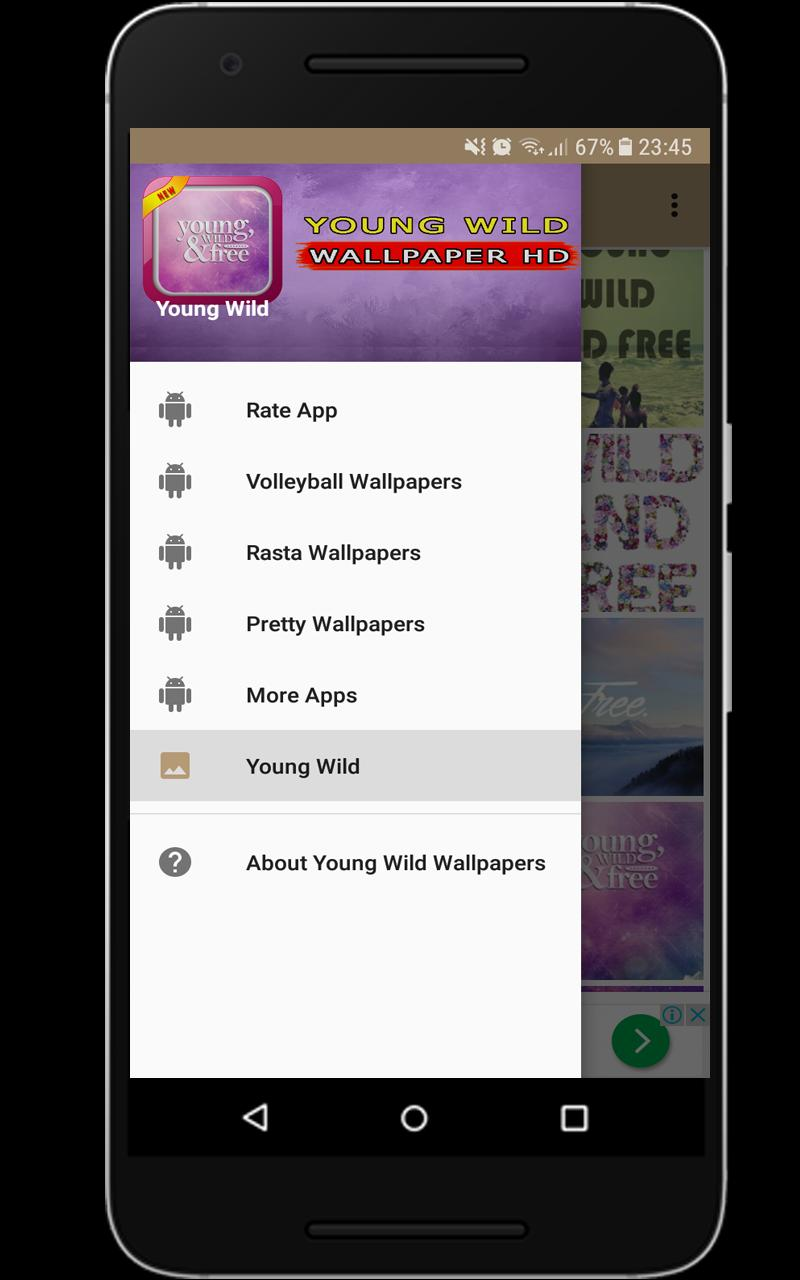 Young Wild Wallpapers For Android Apk Download