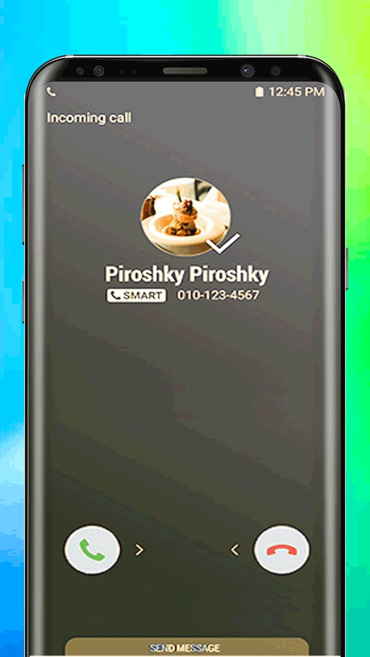 Call Screen changer galaxy s9 for Android - APK Download