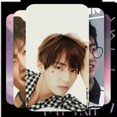 Jungkook V Taehyung Wallpaper HD icon