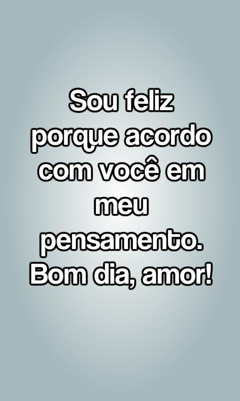 Frases Curtas De Bom Dia For Android Apk Download
