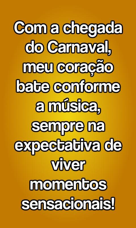 Frases De Carnaval For Android Apk Download