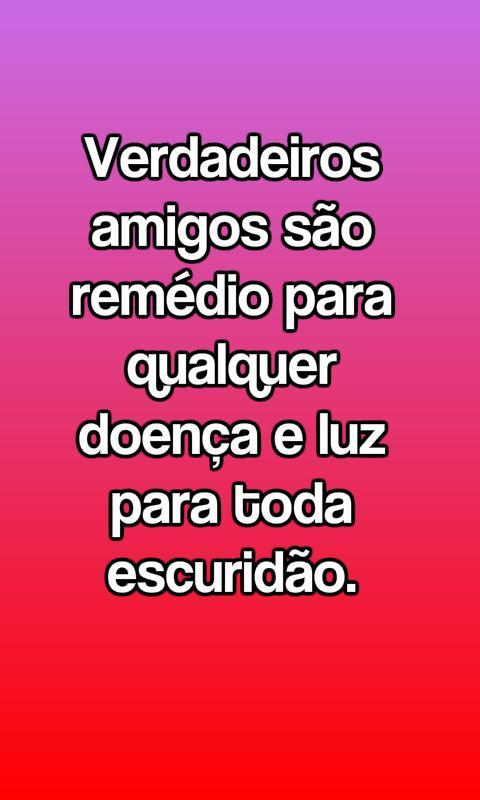Frases De Amizade Verdadeira For Android Apk Download