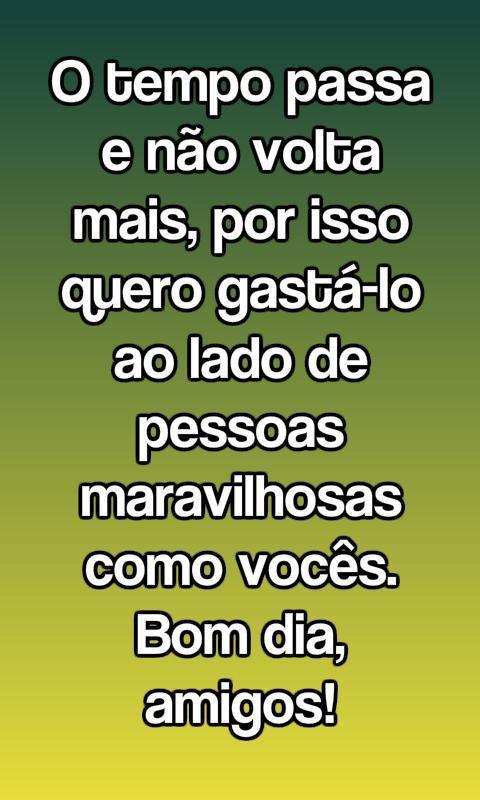 Frases De Bom Dia Para Amigos For Android Apk Download