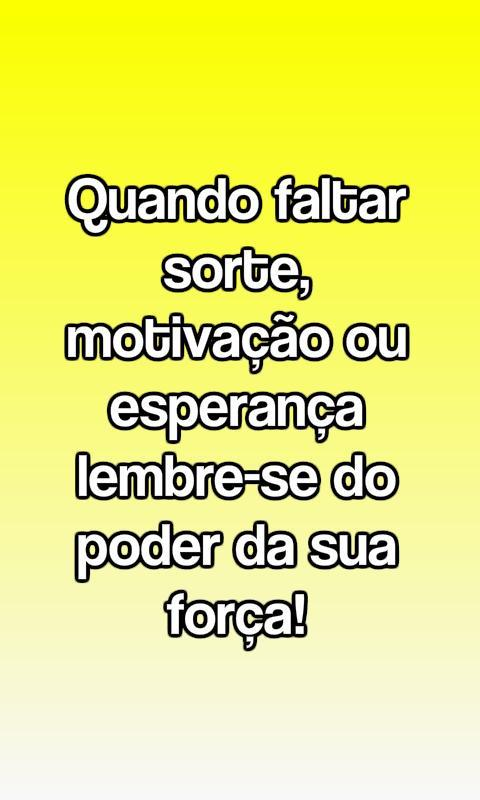 Frases De Motivação Para Status For Android Apk Download