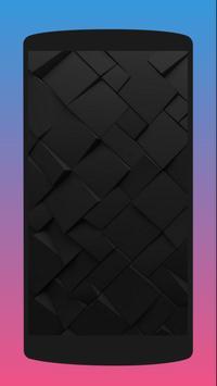 Black Wallpaper HD screenshot 2