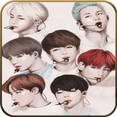 Wallpapers for BTS Fans icon