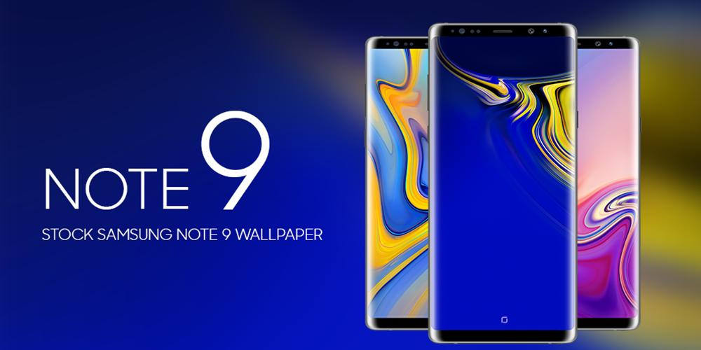 Wallpapers For Note 9 - Galaxy Note 9 Backgrounds for Android - APK