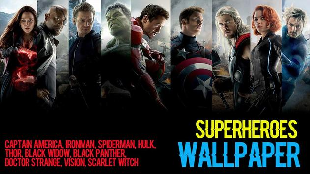 Superheroes Wallpapers Avenger Wallpaper Hd 2018 For Android Apk
