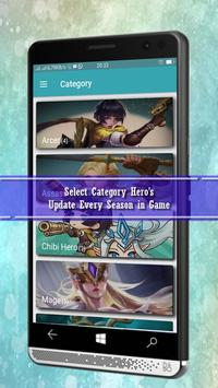 Wallpaper HD Hero AoV screenshot 8