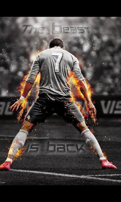 Cristiano ronaldo wallpaper hd 2018 cr7 wallpapers for android apk download - Hd photos of cr7 ...