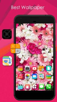Wallpaper Gentle Flowers Ultra HD Quality screenshot 3