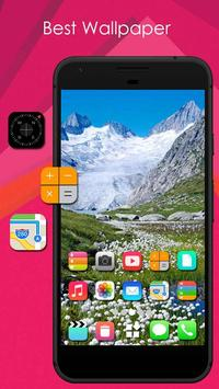Wallpaper Green Spring HD Quality screenshot 3