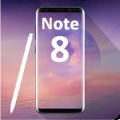 Wallpaper S8 icon
